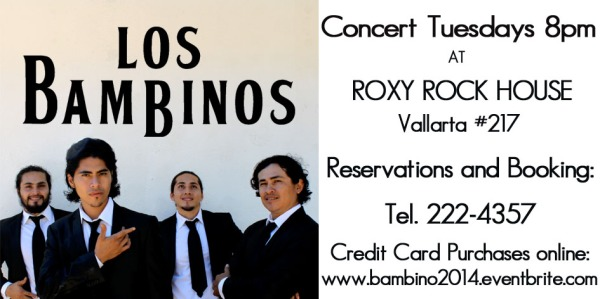 Los Bambinos Blogpost 14.1.14